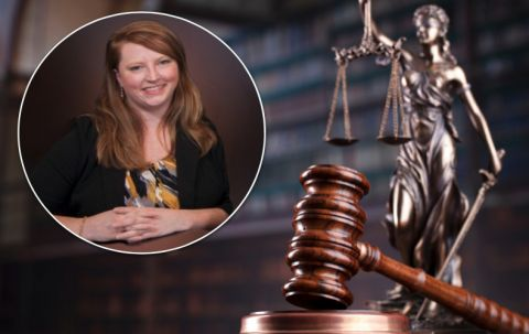 'I'm helping someone who has suffered seek justice,' said paralegal Mary Brown. (Photo credit: Zolnierek/Shutterstock)