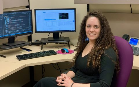 Since technology is constantly changing, software developers like Rachel Meltzer are always learning and expanding their skillsets.